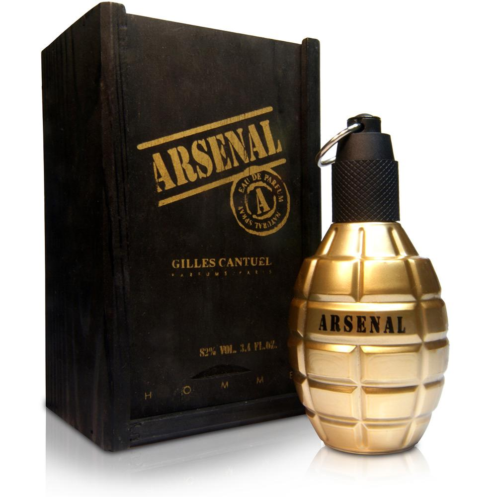 Gilles Cantuel – Arsenal Gold